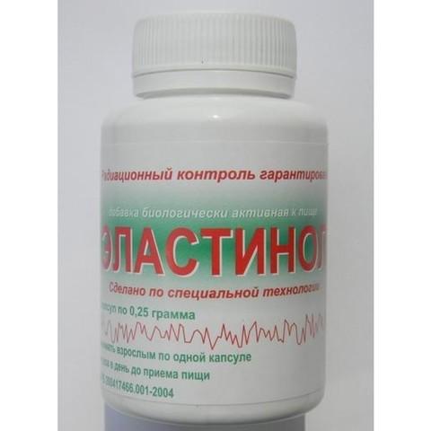 Эластинол эффективно увеличивает эластичность и растяжимость сосудов.