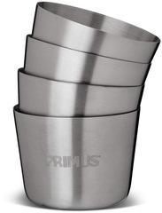 Стопки нержавейка Primus Shot glass S/S 4 шт