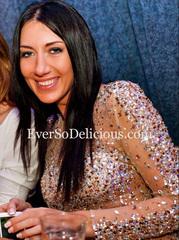 Жанна в платье Jovani 7757