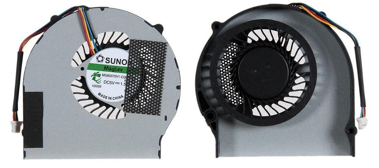 Вентилятор (кулер) для ноутбука Lenovo V470, v470, V470A, B470