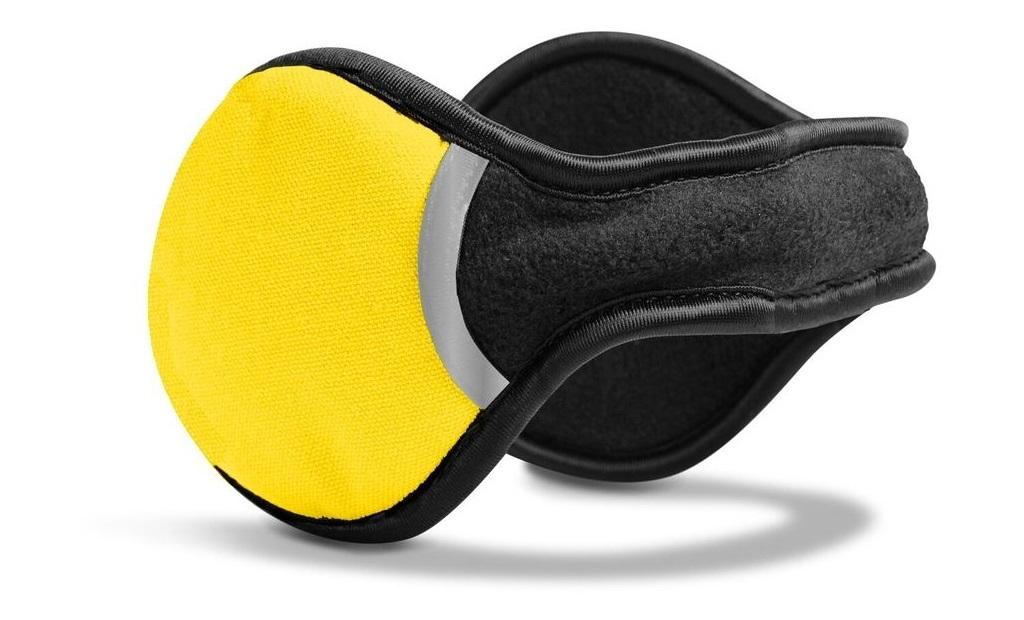 Pro Duck Ear Warmer Hi-Viz Yellow
