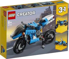 Lego konstruktor Creator Superbike