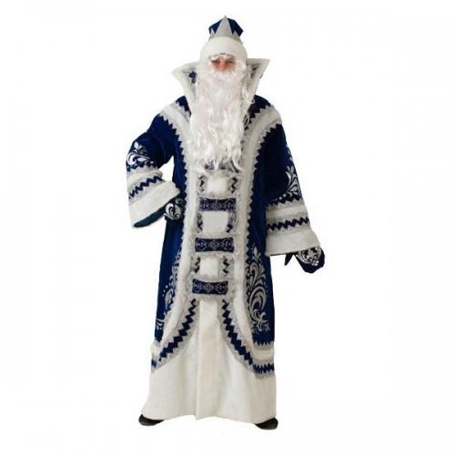 Дед Мороз Купеческий синий