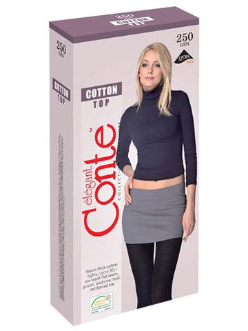 Женские колготки Cotton Top 250 Conte