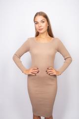 Платье из полиэстера до колена Nadya