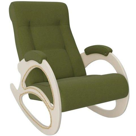 Кресло-качалка Комфорт Модель 4 дуб шампань/Montana 501