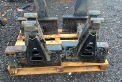 Траверса рамы MAN TGA 4-Serie с 2000-2008г.  Траверса рамы реактивной тяги МАН ТГА  Оригинальные номера MAN - 81412303347