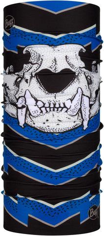 Многофункциональная бандана-труба Buff Original T-Knuckle Blue фото 1