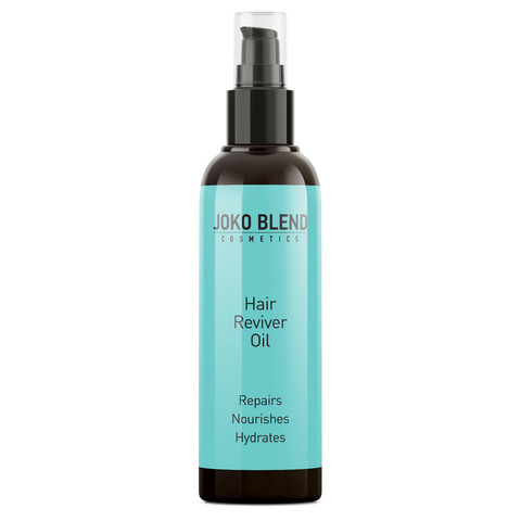 Олія для сухого і пошкодженого волосся Hair Reviver Oil Joko Blend 100 мл (1)