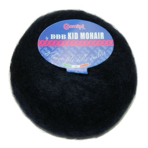 Купить Пряжа BBB Kid mohair Код цвета 0409 | Интернет-магазин пряжи «Пряха»