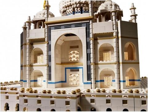 LEGO Creator: Тадж Махал 10256 — Taj Mahal — Лего Креатор Создатель