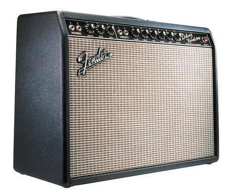 Гитарный усилитель Fender 65 Twin Reverb 85 watts