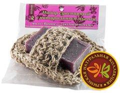 Мочалка с мылом «Винное»™Крымская Натуральная Коллекция