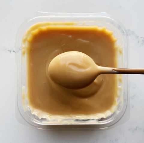 Молоко сгущенное вареное, 250 гр