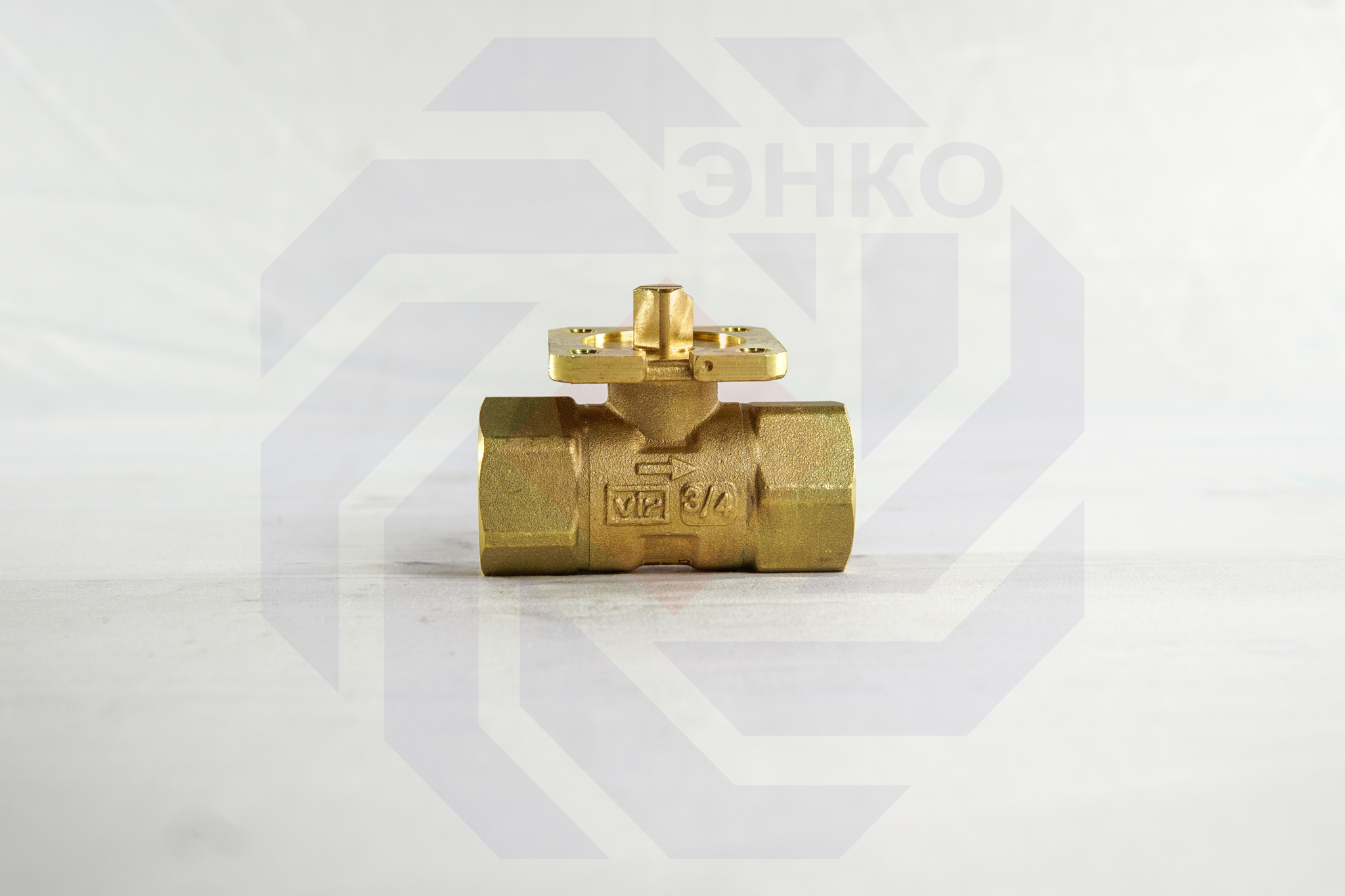 Клапан шаровой регулирующий SAUTER VKR310 DN 20
