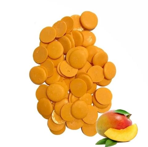 Глазурь кондитерская Шокомилк со вкусом манго, 100г
