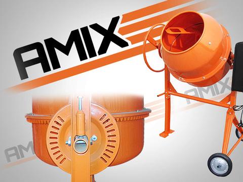 Бетономешалка AMIX BM-140L