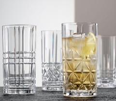 Набор из 4 хрустальных стаканов Highland, 375 мл, фото 2