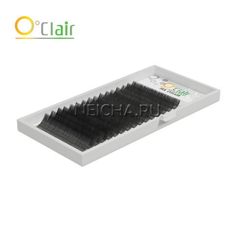 Ресницы O'CLAIR 16 линий (отдельные длины) толщина 0.05
