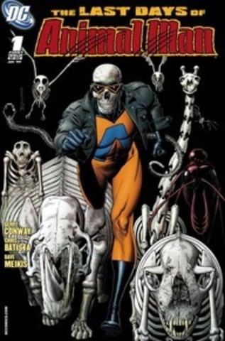 The Last Days of Animal Man