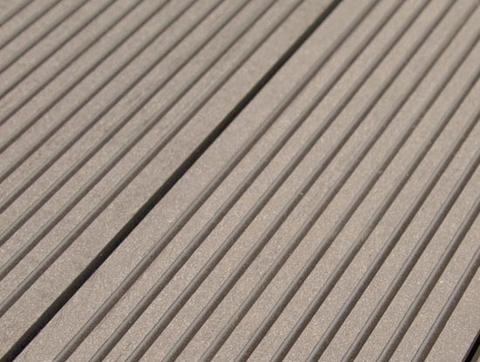 Террасная доска SW Ornus (T) темно-коричневый