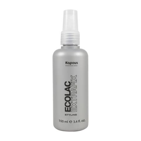Жидкий лак для волос сверхсильной фиксации