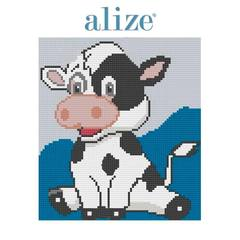 Alize Puffy Fine корова_3
