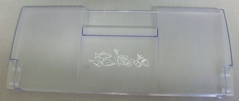 Панель верхняя откидная морозильной камеры холодильника БЕКО 4551633500
