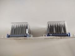 Универсальные пластиковые наконечники Черный рыцарь для Текан в штативах для дозаторов 200 мкл ,2х96 шт в Медике