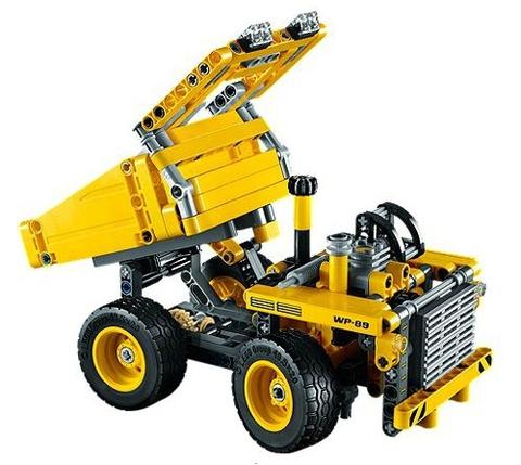 LEGO Technic: Карьерный грузовик 42035 — Mining Truck — Лего Техник