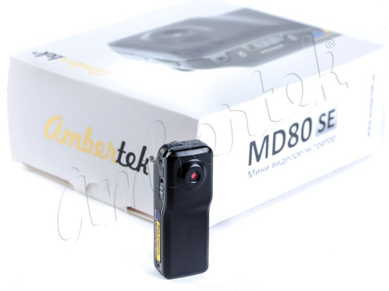 Ambertek MD80SE мини камера