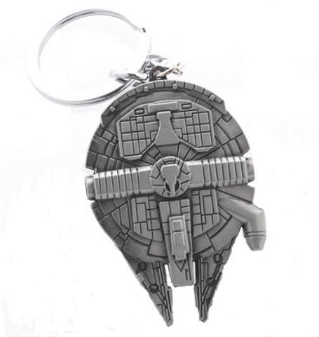 Брелок Star Wars Spaceship Millennium Falcon