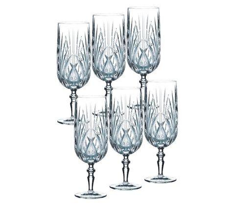 Набор из 6-х бокалов  для пива 259 мл артикул 38371. Серия Palais
