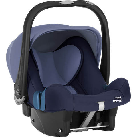 Автокресло Britax Roemer Baby Safe Plus SHR II Moonlight Blue