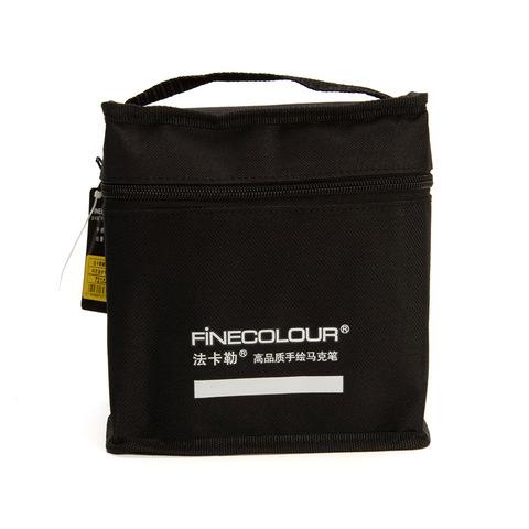 Набор спиртовых маркеров FineColour, серия