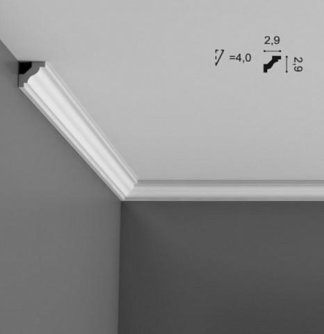 Карниз из полиуретана C230