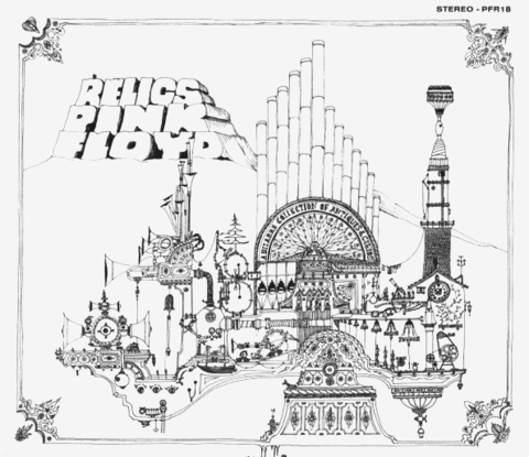 Pink Floyd / Relics (CD)