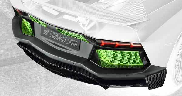Обвес Hamann для Lamborghini Aventador