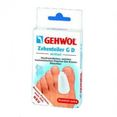 Gehwol (Геволь) - Супинаторы Гель-полимер: Гель-корректор G D, 3шт., маленький/средний/большой