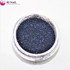 Дизайн для ногтей темно- синий