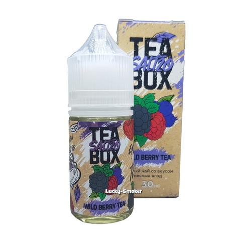 Жидкость Tea Box Salt 30 мл Wild Berry Tea