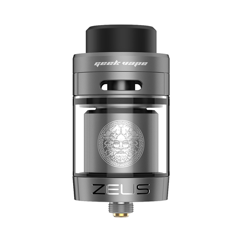 Обслуживаемый атомайзер Geek Vape Zeus Dual RTA 4ml (Bubble Glass)