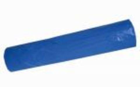 Мешки полиэтиленовые мусорные 120л 70х110 (18) в рулонах ПНД  (синие)
