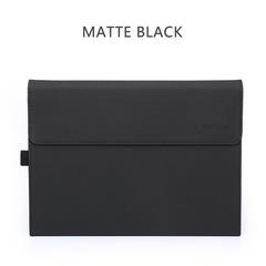 Чехол-папка  Bestchoi с держателем для стилуса для Microsoft Surface Pro 5,6,7 (черная)