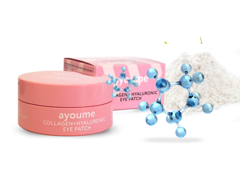 AYOUME COLLAGEN+HYALURONIC EYE PATCH