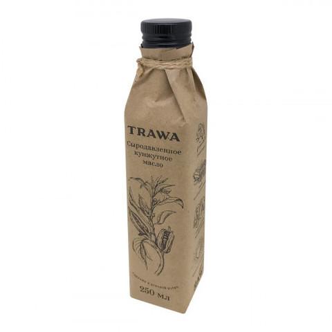 Масло сыродавл кунжутное TRAWA 250мл