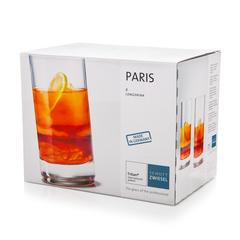 Набор стаканов для коктейля 330 мл, 6 шт, Paris, фото 5