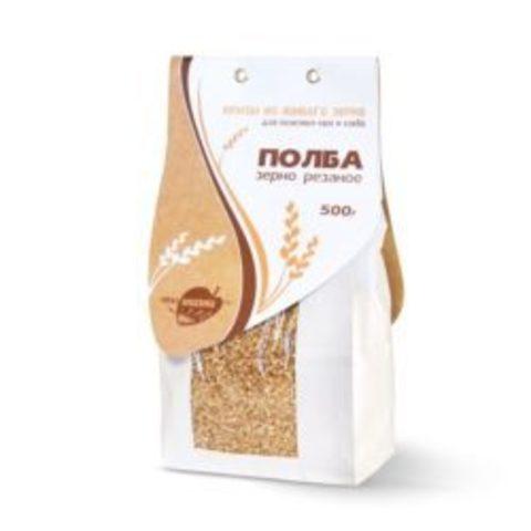 Полба зерно резаное, 500 гр. (Образ жизни)