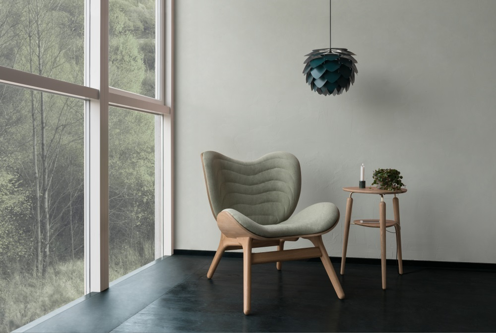 Кресло A Conversation Piece, дуб - вид 2