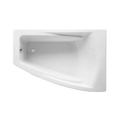 Ванна асимметричная 150х100 см R Roca Hall ZRU9302865 фото
